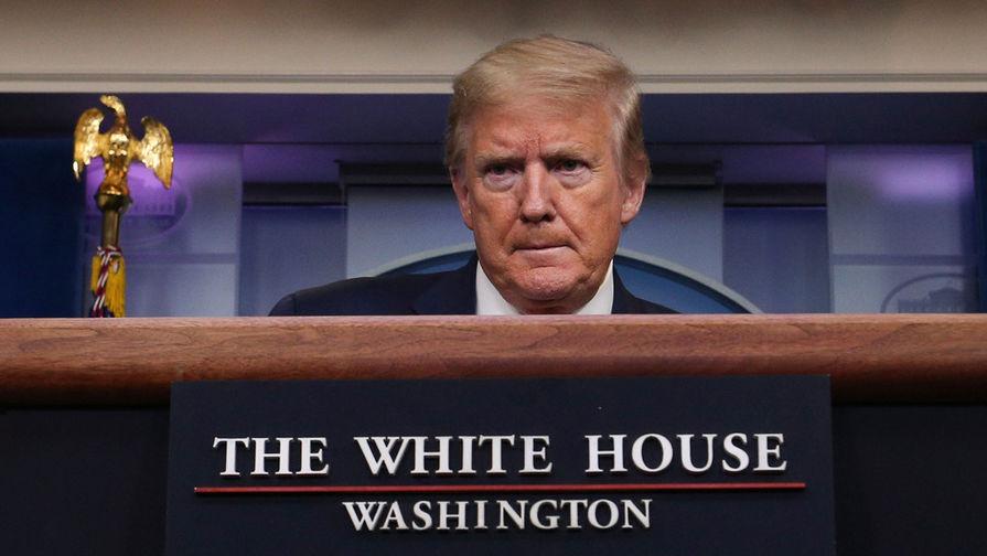 Трамп заявил, что рад возвращению Ким Чен Ына