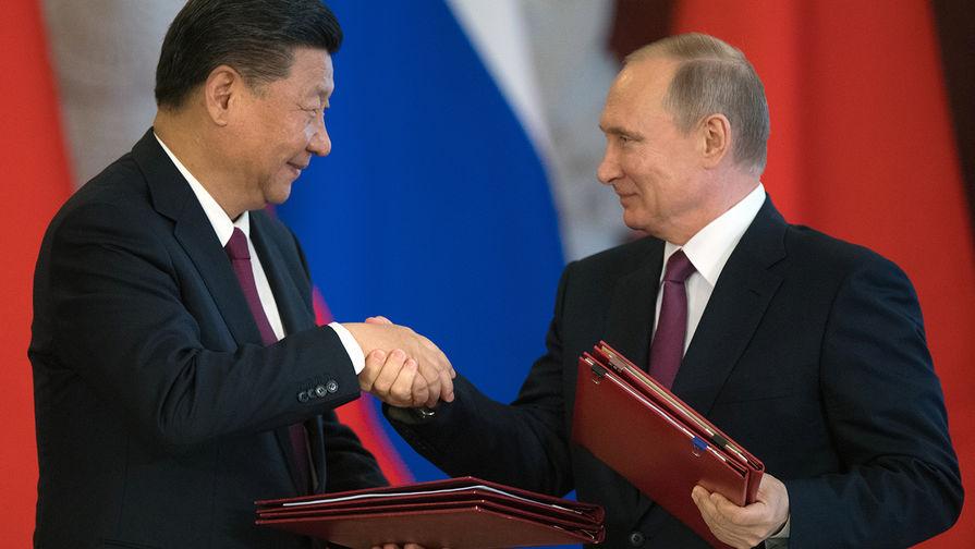Путин и Си Цзиньпин: обвинения КНР в позднем информировании о коронавирусе контрпродуктивны